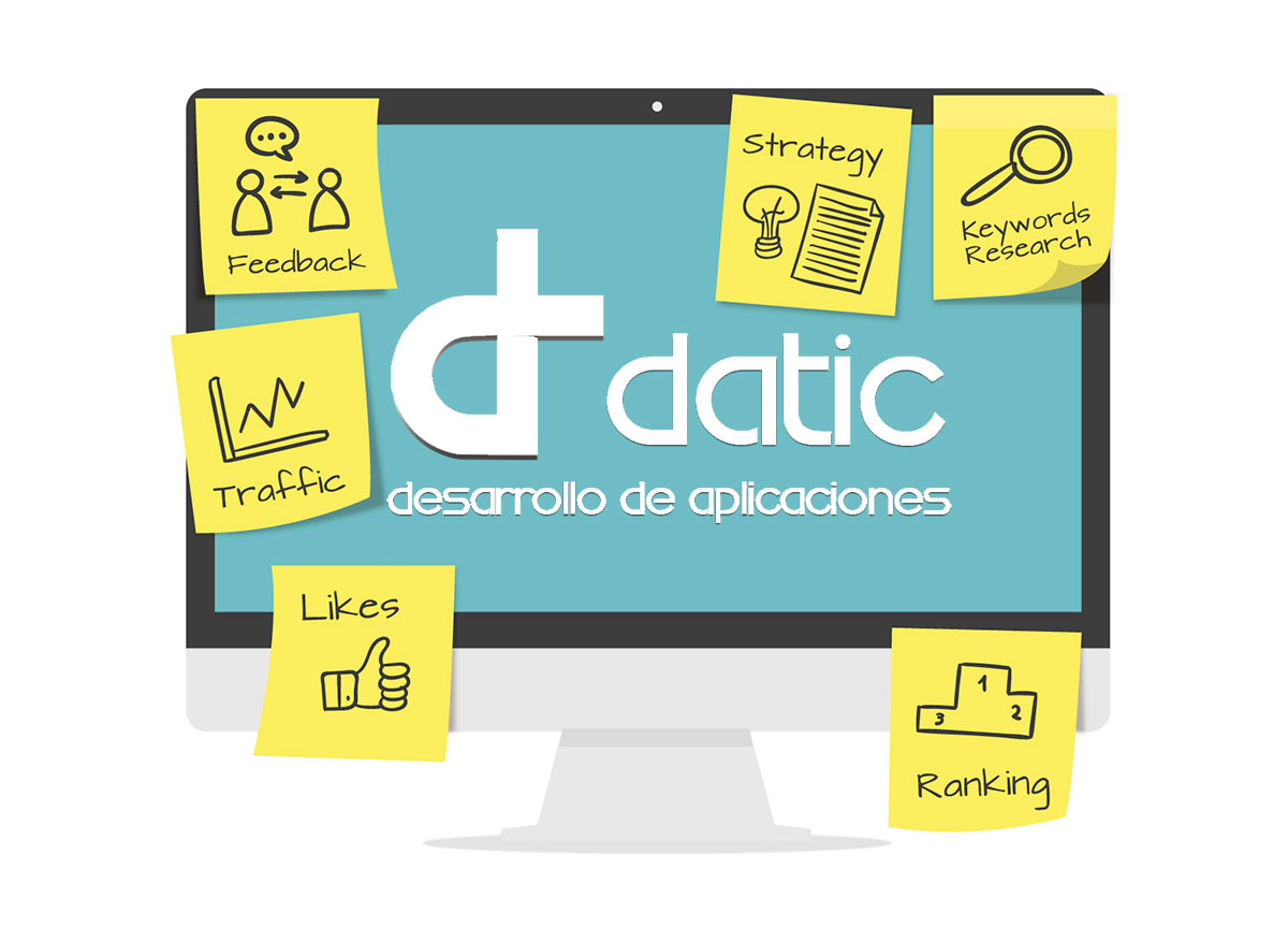 Posicionamiento SEO con Datic