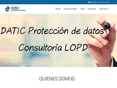 proteccion de datos leon